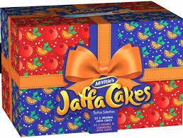 JAFFA CAKES PRESENT BOX 488G