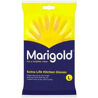 MARIGOLD EXTRA LIFE GLOVES LARGE