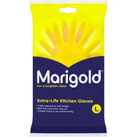 MARIGOLD EXTRA LIFE GLOVES MED.