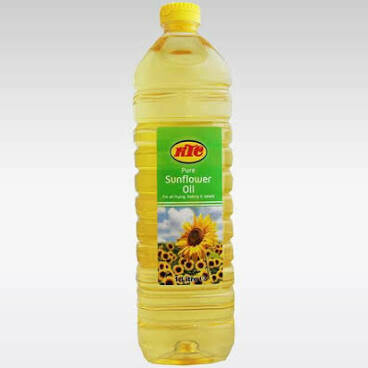 KTC SUNFLOWER OIL 1LT