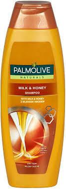 PALMOLIVE SHAMPOO MILK AND HONEY 350ML