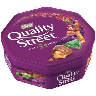 NESTLE - QUALITY STREET 1000G