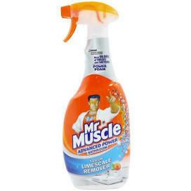 MR MUSCEL BATHROOM CLEANER 750ML