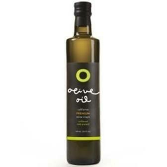 O OLIVE OIL CALI ORG EVOO