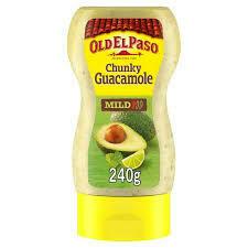 O.E.PASO GUACOMOLE SQUEEZY 240G