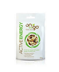 ON THE GO 50G - ACTIVE ENERGY