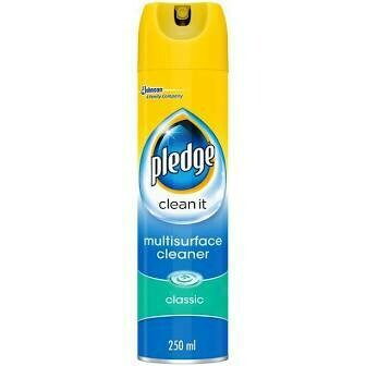 PLEDGE MULTI SURFACE CLASSIC 250ML
