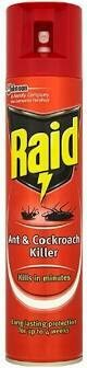 RAID ANT COCKROACH AND CRAWLING 300ML