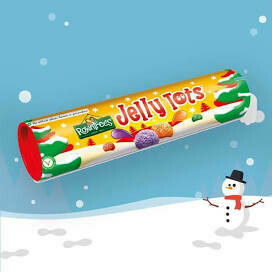 ROWNTREE JELLY TOTS TUBE 130G