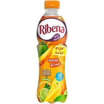 RIBENA MANGO N LIME  500ML