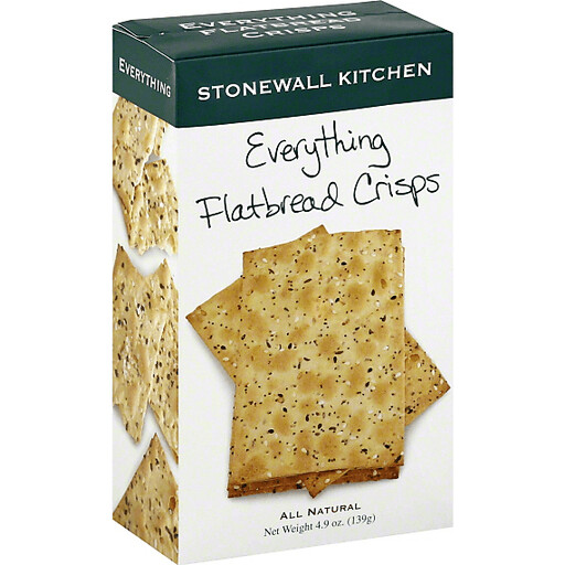 STONEWALL - EVERYTHING FLATBREAD CRISPS