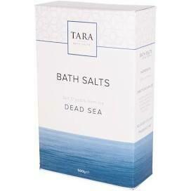 TARA BATH SALTS DEAD SEA 500G