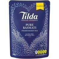 TILDA - PURE BASMATI RICE 500g