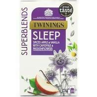TWINING TEA SUPERBLEND SLEEP 20S