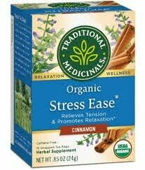 TRADITIONAL STRESS EASE HERB TEA