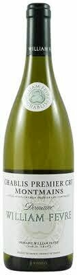 WILLIAM FEVRE MONTMAINS CHABLIS