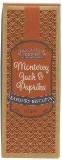 SAVORY BISCUIT MONT JACK & PAPRIKA 100G