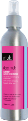 Deep MUK Leave In Conditioner