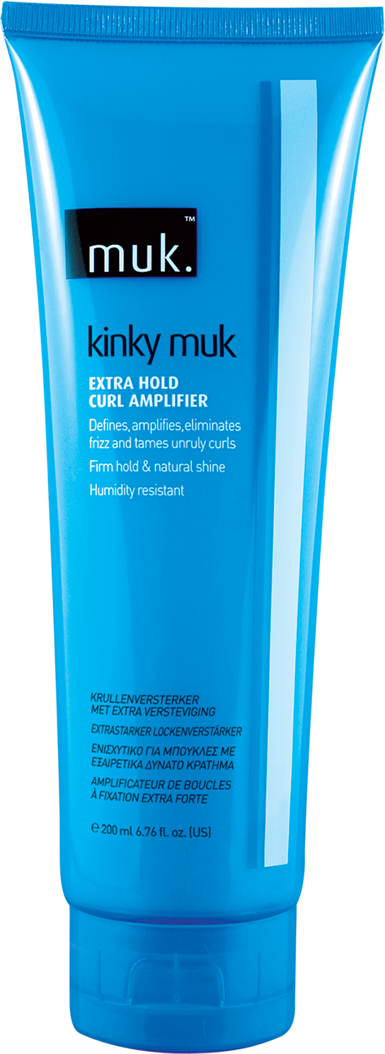 Kinky MUK Curl Amplifier (firm hold)