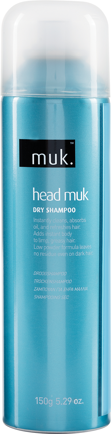 Head MUK Dry Shampoo
