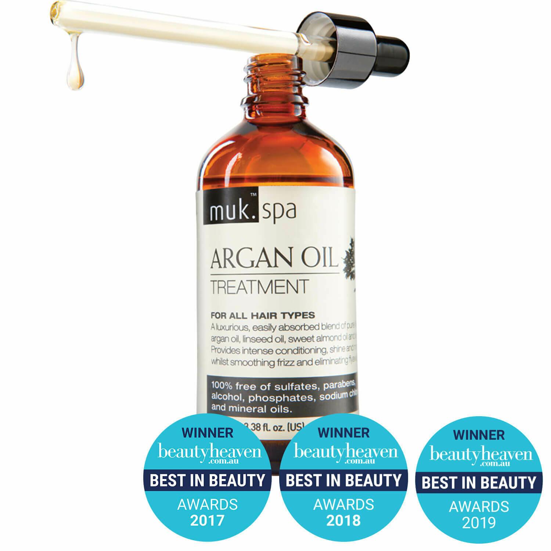 MUK Spa Argan Oil Treatment