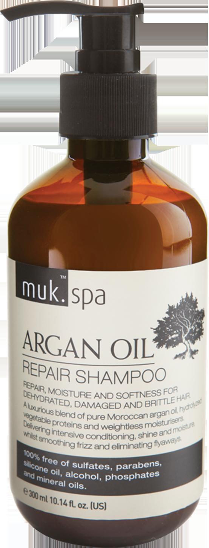 MUK Spa Argan Oil Shampoo