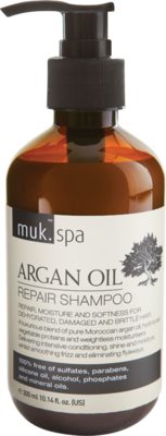 MUK Spa Argan Oil Shampoo