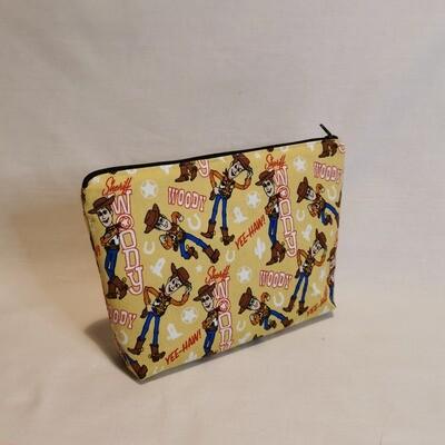 Toy Story Woody Print Bag