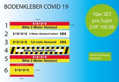 Bondenkleber Covid19