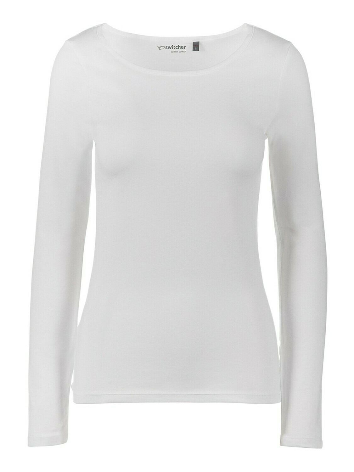 Damen langarm stretch T-Shirt Switcher Liliane