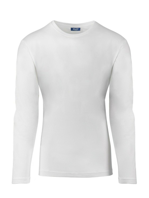 Langarm T-Shirt Whale