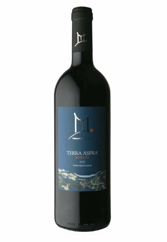 Terra Aspre Merlot IGP Basilicata 6 bottiglie da 750 ml