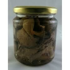 Cardoncelli sott'olio con olio Evo Bio(clicca qui)