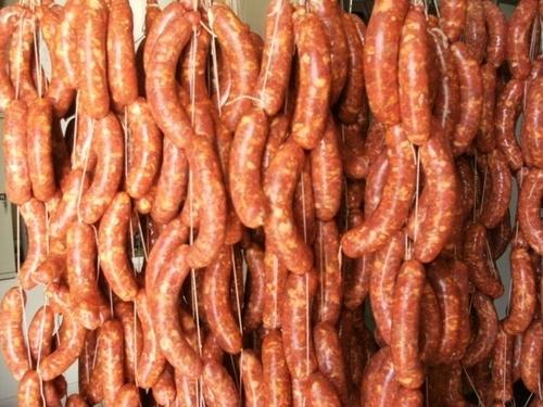 Salsiccia fresca piccante di suino - 1 kg