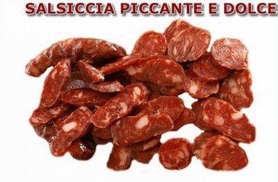 Salame lucano dolce - 1 kg