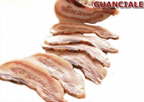 Guanciale di porco - 1 kg
