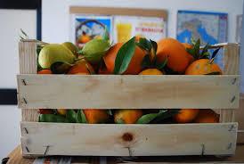 Cassetta 4-kg di Clementine