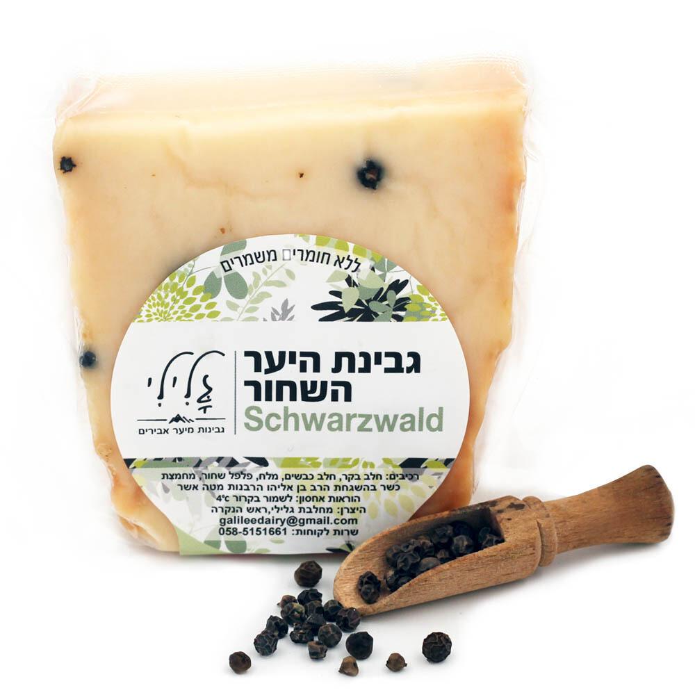 גבינת היער השחור 140 גר'