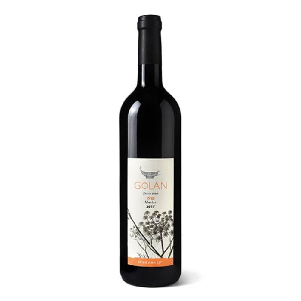 יין גולן - יקב רמת הגולן