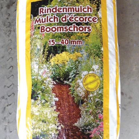 Boomschors zak 60l 15-40mm