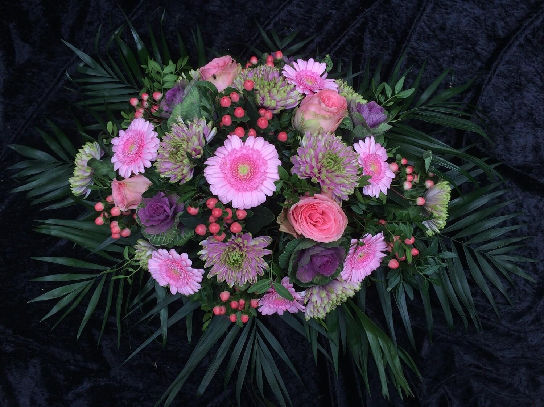 Allerheiligen bloemstuk 20