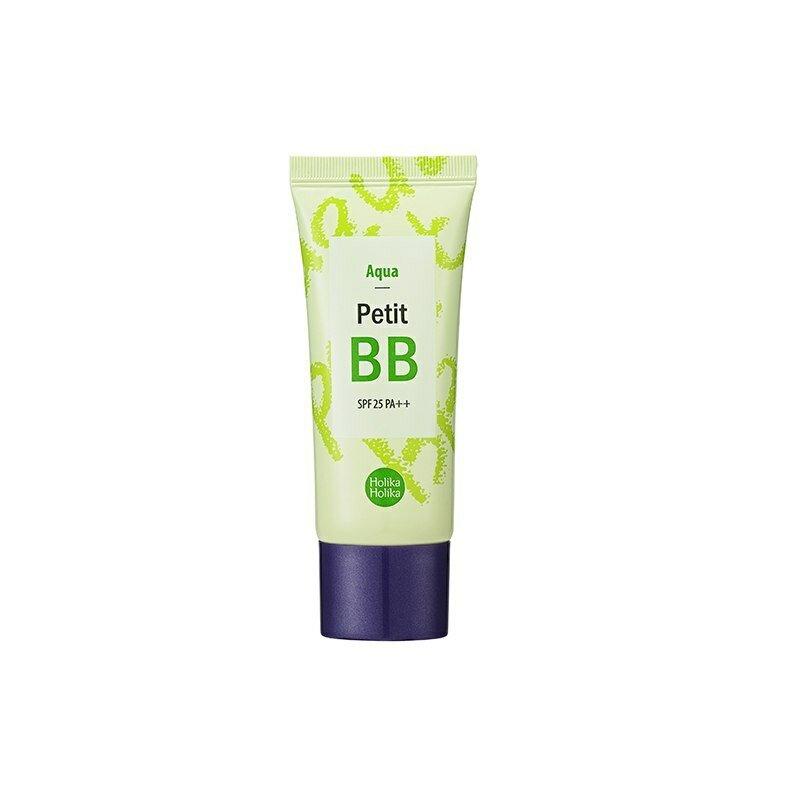 ББ-крем HOLIKA HOLIKA Petit Aqua BB SPF25 PA++