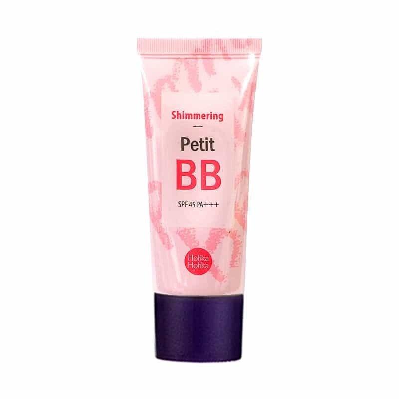 ББ-крем HOLIKA HOLIKA Petit Shimmering BB SPF45 PA+++