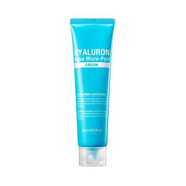 Увлажняющий крем-гель для лица SECRET KEY Hyaluron Aqua Micro-Peel Cream