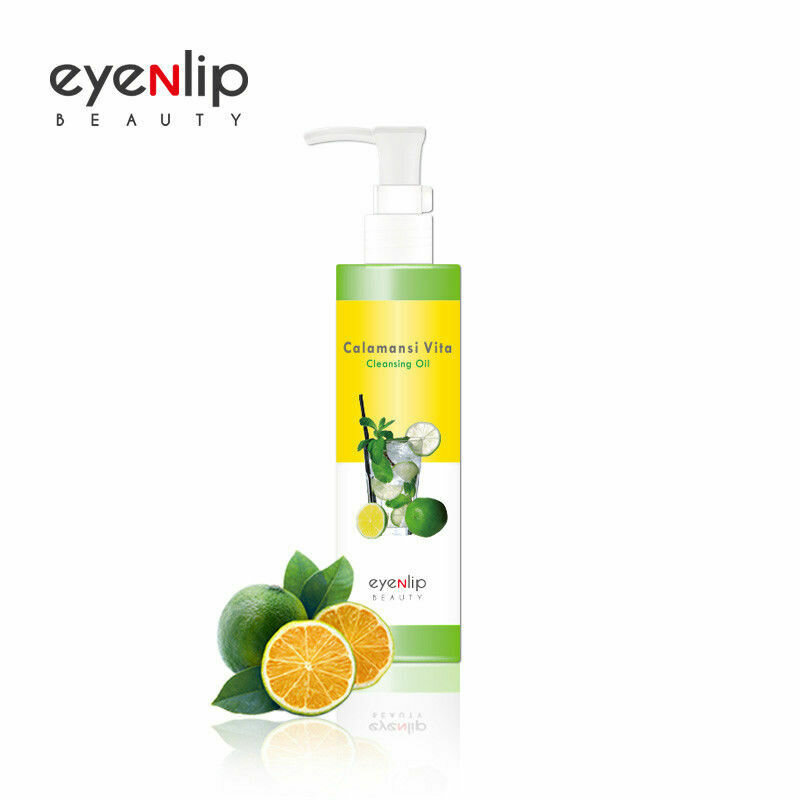 Гидрофильное масло EYENLIP CALAMANSI VITA CLEANSING OIL