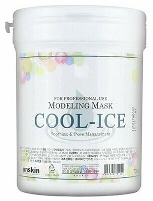 АН Original Маска альгинатная охлаждающая успокаивающий эффект (банка) 700мл Cool-Ice Modeling Mask