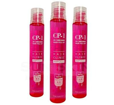 Филлер для волос CP-1 3 Seconds Hair Ringer Hair Fill-up Ampoule 13мл.