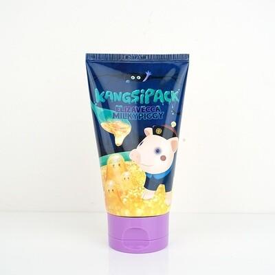 Очищающая маска с золотым порошком ELIZAVECCA Milky Piggy Kangsipack