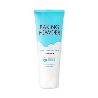 Очищающая пенка с содой ETUDE HOUSE Baking Powder Pore Cleansing Foam