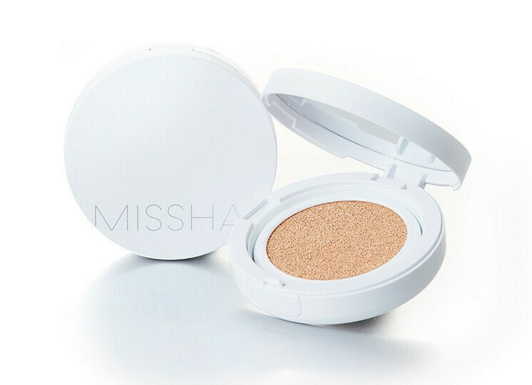 Missha Magic Cushion Cover Lasting Spf 50+/PA+++ №21: Light Beige – светлый бежевый